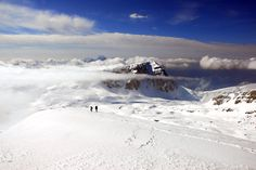 GREECE CHANNEL | Greece is a 4 season destination!!! Astraka peak on Tymfi mountain