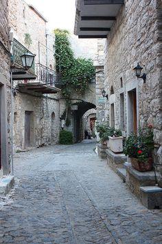 Mesta | Flickr - Photo Sharing! Samos, Travel Around The World, Around The Worlds, Chios Greece, Greek Islands, Travelling, Cruise, Turkey, Islands