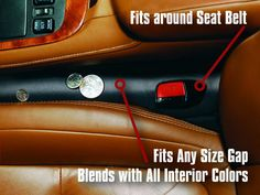40 Top Products from I Want That, Season Three: The Drop Stop is designed to prevent that common and irritating occurrence of items falling between your car seat and center console. Lost coins, stray cellphones and errant French fries become a thing of the past once the Drop Stop is in place. See the video. From DIYnetwork.com