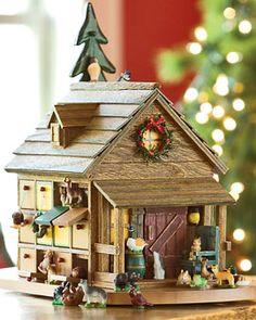 Advent calendars on Pinterest | Advent Calendar, Advent and Box Frames