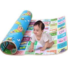 Baby Kid Toddler Crawl Mat Playing Carpet Playmat