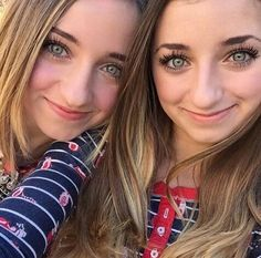 Hey I'm Bailey and I'm Brooklyn , but you can call me Brooke! We are 16 years old! We are twins!! Bailey) I love dancing, horseback riding, and cooking! Brooklyn) I love gymnastics, drawing, modeling, and acting!!