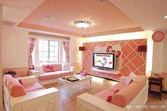 Hello Kitty House Living Room Ideas Image 554