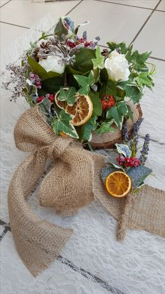 Seasonal Winter Bouquet and matching Groom's Buttonhole. Available on Etsy. https://www.etsy.com/uk/listing/462305042/seasonal-winter-bouquet-with-matching?ref=listings_manager_grid
