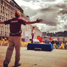Henrique Capriles Radonski. Presidente 2012
