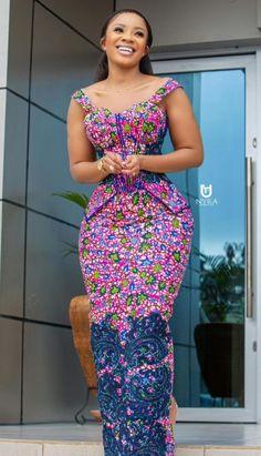 African fashion dresses by serwaa amihere