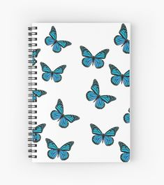 Cute Notebooks For School, Cute Spiral Notebooks, Cool Notebooks, Notebook Cover Design, Diy Notebook, Middle School Supplies, Cute Journals, Stationary School, Cute Pens