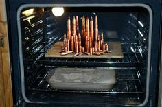 Woman Shot By Ammo Stored in an Oven