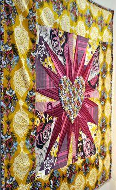 Anna Maria Horner, Handmade collection.  Quilt Market photo seen at hawthorne Threads