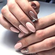 Best Fall Nail Designs / My Orderly Elegant Manicure Ideas Elegant Nail Designs, Pretty Nail Designs, Nail Designs Spring, Elegant Nails, French Tip Gel Nails, Glitter French Manicure, Fall Manicure, Spring Nails, Manicure Ideas