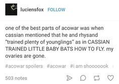 Cassian in ACOWAR