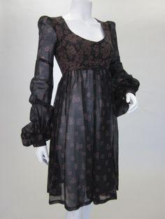 Dress  Biba, 1970-1975  Manchester City Galleries