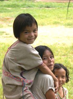 Rires #1 Mae Woei Clo, Province de Tak, juillet 2011 ©Tototte
