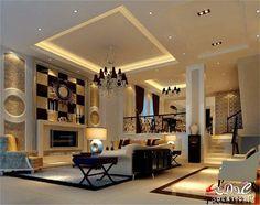 97 meilleures images du tableau faux plafond | Plafond ...