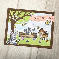 Trendy ideas for birthday card ideas cute paper crafts Niece Birthday Wishes, Mom Birthday Gift, Birthday Cards, Best Friend Activities, Presents For Bff, Paper Craft Making, Lawn Fawn Stamps, Marianne Design, Card Maker