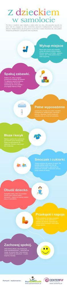 Infografika – z dzieckiem w samolocie  http://www.nlogo.pl/portfolio/infografika-z-dzieckiem-w-samolocie  #infografika #infografiki