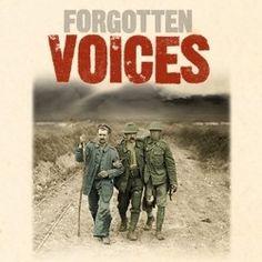 Forgotten Voices | Theatre | Edinburgh Festival Fringe