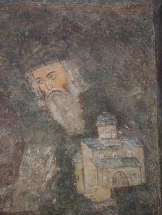 Manastir Sopocani Kralj Uros I