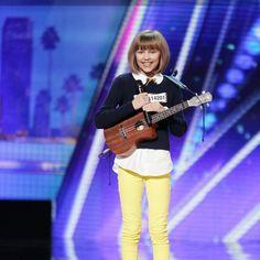 Le BUZZ - Grace VanderWaal est la prochaine Taylor Swift selon America's Got Talent | HollywoodPQ.com