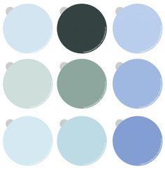 Read the Legend, buy hand-painted samples. Haint Blue. Porch Ceiling Blue. Charleston Haint Blue. Charleston Shutter Dark Green. Savannah Haint Blue. Ohio Haint Blue