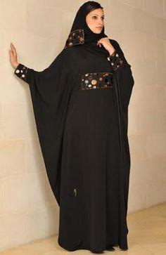 Abayas are so classy