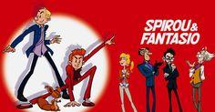 Spirou und Fantasio – Zeichentrickserie bei Kixi Kinderkino.deErlebt spannende Abenteuer mit Spirou und Fantasio bei www.kinderkino.de im Club, Einzelabruf oder als Download.