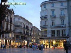 Malaga centro Nään kotini ehkä täällä..