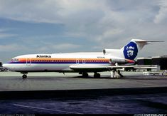 Boeing 727-22 aircraft picture