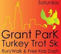 Turkey Trot 5k Run/Walk at Grant Park | US Race Calendar