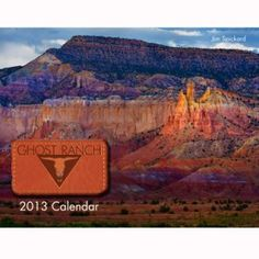 2013 Ghost Ranch Photo Calendar