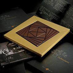 PITAGORAS El Chocolate para endulzar las matemáticas creación de Enric Rovira Xocolata (@XocoBarcelona)