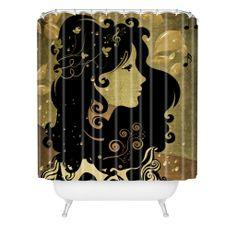 Viviana Gonzalez Spring Rain Shower Curtain   DENY Designs Home Accessories