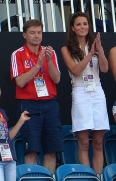Kate Middleton's Looks from London 2012. Photo by Getty Images. Very nice picture.