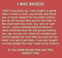 Teach your child respect quotes meaning