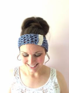Hey, I found this really awesome Etsy listing at https://www.etsy.com/listing/192416530/crocheted-cotton-and-lace-headband-boho