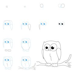 Here are a couple of creative ways to draw easy animal figures in a few simple steps. The post Wonderful Idea For Drawing Easy Animal Figures appeared first on The Perfect DIY. Fall Drawings, Doodle Drawings, Animal Drawings, Cute Drawings, Drawing Sketches, Drawing Ideas, Easy Fish Drawing, Doodle Characters, Easy Animals