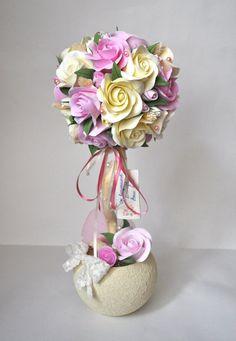 Цветы из полимерной глины. Claycraft by DECO