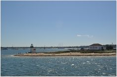 Nantucket Style! The famous Brandt Point Lighthouse:)
