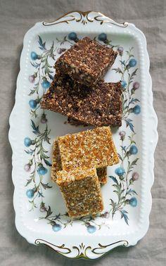 gluten free paleo granola bars