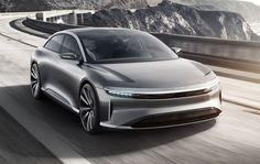 Lucid Motors reveals Tesla-fighting electric Air | Fox News