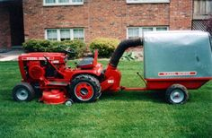 Wheel Horse Tractor Manual, Owner Manual, Part List