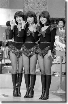 キャンディーズ やさしい悪魔 - Google 検索 Japanese Models, Japanese Girl, Japanese Beauty, Asian Woman, Asian Girl, Hot Dress, Girl Gang, 70s Fashion, Chinese