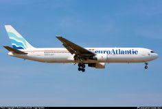 CS-TFT EuroAtlantic Airways Boeing 767-3Y0(ER)