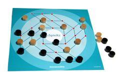 Sonnenmühle, die anspruchsvolle Mühle-Variante (Medium, blau): Amazon.de: Spielzeug Chess, Planer, Board Games, Lab, Design Inspiration, Game Boards, Punch Board, Strategy Games