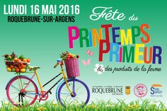 Terroir Aveyronnais présent à la fête du printemps Roquebrune sur Argens ! ☺️☺️