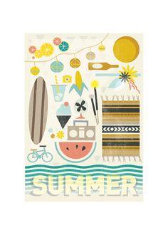4 Seasons : Summer at Minted
