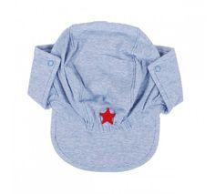 Hat Cap Blue Stripes - Kik-Kid