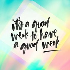Who couldn't use a little Monday motivation?