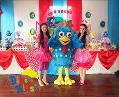 El mejor Show Infantil de La Gallina Pintadita