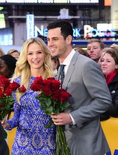 Celeb planner Mindy Weiss' prediction for Ben Higgins + Lauren B's wedding: http://www.stylemepretty.com/2016/03/15/bachelor-wedding-ben-higgins-lauren-bushnell-mindy-weiss/ | Photography: Getty Images